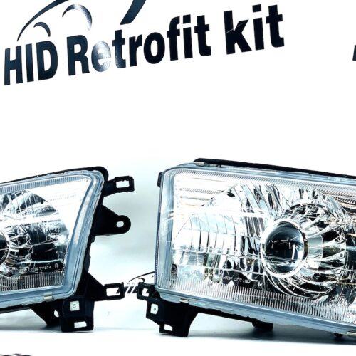 1996-2002 Toyota 4Runner Custom LED Projector Headlights
