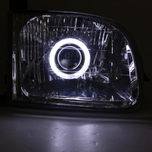 2000-2004 Toyota Tundra Halo Projector Headlights