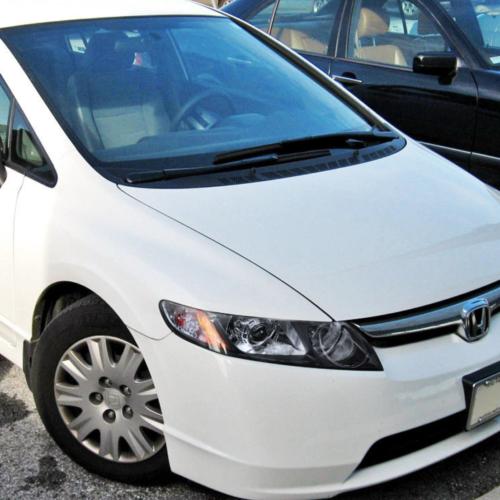 06-11 Honda Civic Coupe HID Retrofit Projector Headlights