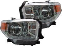 2014-2018 Toyota Tundra Switchback LED Projector Headlights