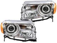 2012-2015 Honda Pilot Switchback LED Projector Headlights