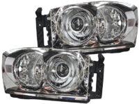 2006-2009 Dodge RAM 1500 Retrofit Custom Headlights