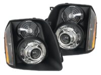 gmc yukon headlights