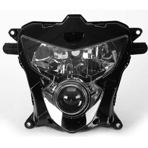 Suzuki GSXR 600 750 LED Retrofit Headlight Assembly 2004 2005