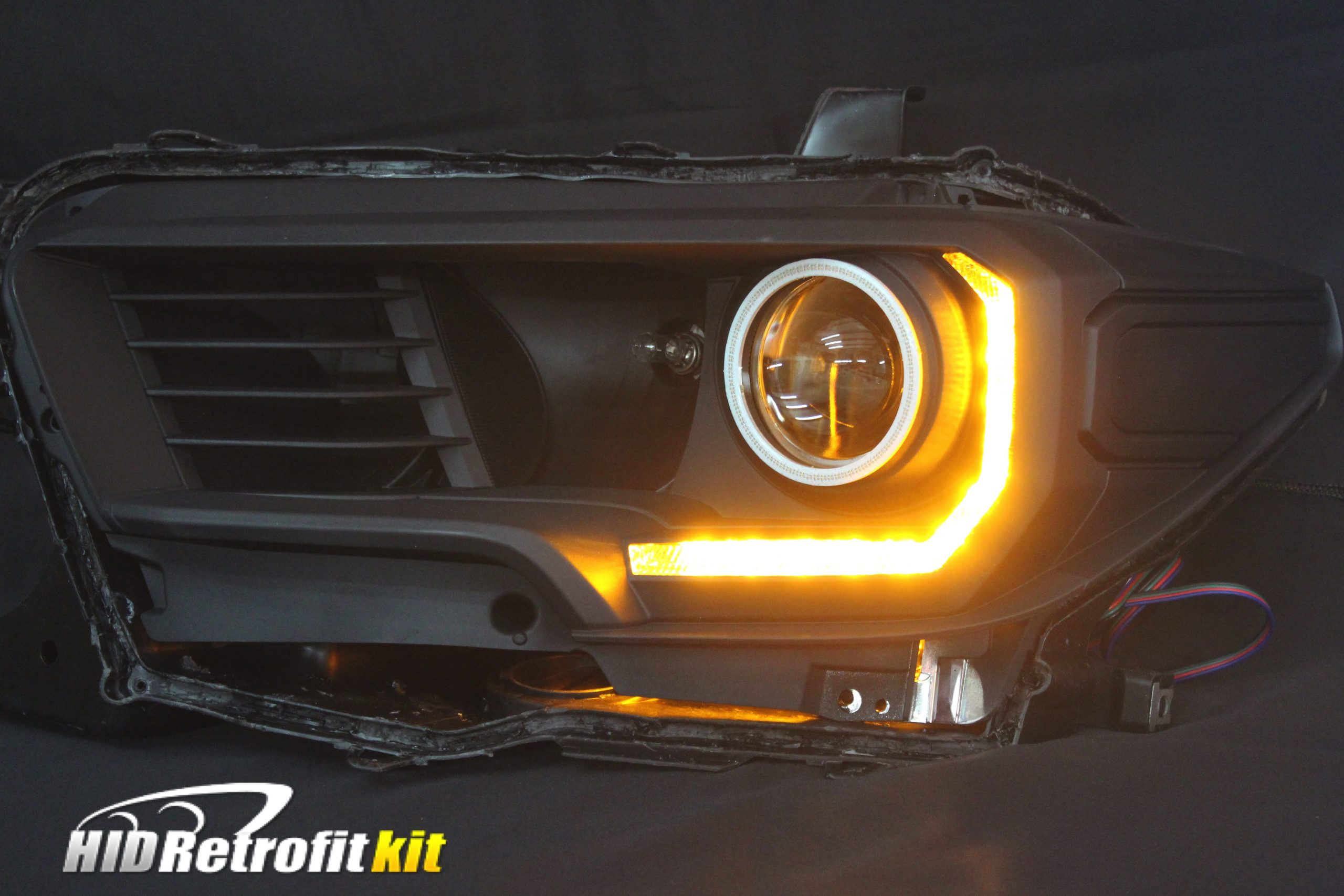 tacoma retrofit headlights