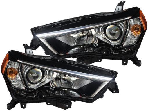 2014-2018 Toyota 4Runner LED Bi-Xenon Projector Headlights