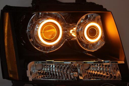 2007-2014 Chevrolet Tahoe HID Projector Headlights