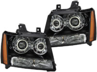 2007-2014 Chevrolet Tahoe HID Projector Headlights