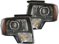 Ford F-150 F150 Projector LED Headlights