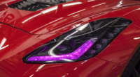 2014-2019 Chevrolet Corvette C7 Color Changing LED Headlights