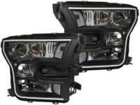 2015-2017 Ford F-150 LED Projector Headlights