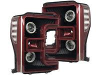 f250 f350 headlights