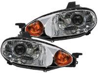 1999-2000 Mazda Miata MX-5 HID Projector Headlights