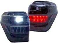 2014+ toyota 4runner custom led tail lights