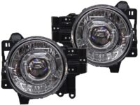 2007-2014 Toyota FL Crusier LED Halo Projector Headlights