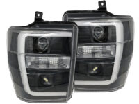 2008-2010 Ford F-250 Superduty ColorMorph LED Projector Headlights