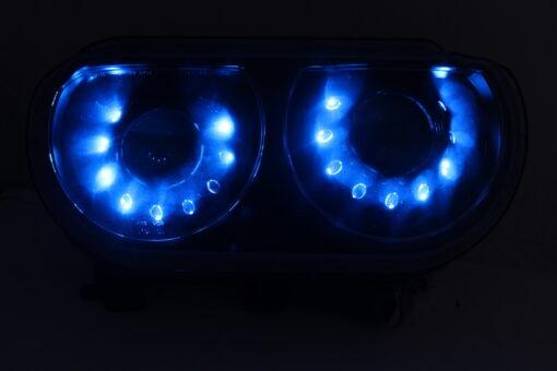 2008-2014 Dodge Challenger LED Projector Retrofit Headlights