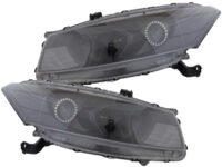 2008-2012 Honda Accord Coupe LED Halo Projector Lights