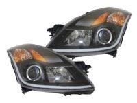 2007-2009 Nissan Altima Sedan Intelligent led Headlights