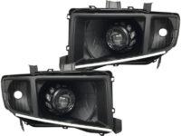 06-14 Honda Ridgeline RGBW Led Headlights