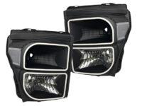 11-16 Ford F250 Color-shift LED Halos