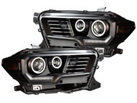 2016-2018 Toyota Tacoma Full Led Headlights