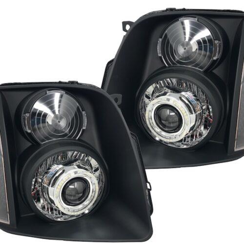 2007-2014 GMC Yukon XL 1500 2500 Denali Halo Projector Headlights
