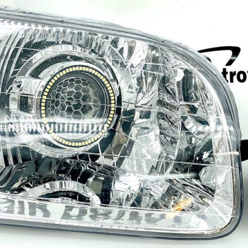 00-07 Toyota Tundra Custom Switchbacks LED Retrofit Projector Headlights