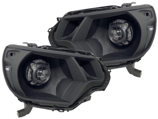2012-2015 Toyota Tacoma TRD Blackout LED Headlights