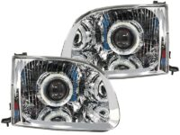 00-06 Toyota Tundra Custom Switchbacks LED DRL Headlights