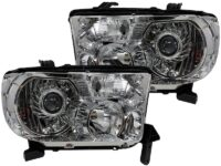 07-13 Toyota Tundra Color-Change LED Headlights