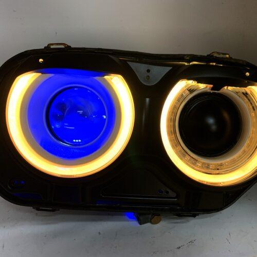 dodge challenger headlights