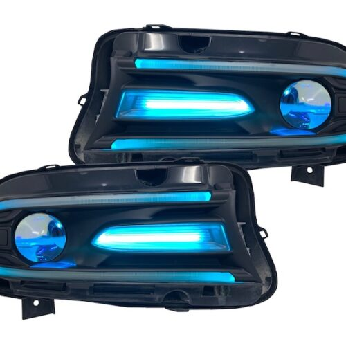 charger headlights