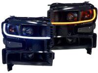 2019 Chevrolet Silverado Switchback LED Retrofit Projector Headlights