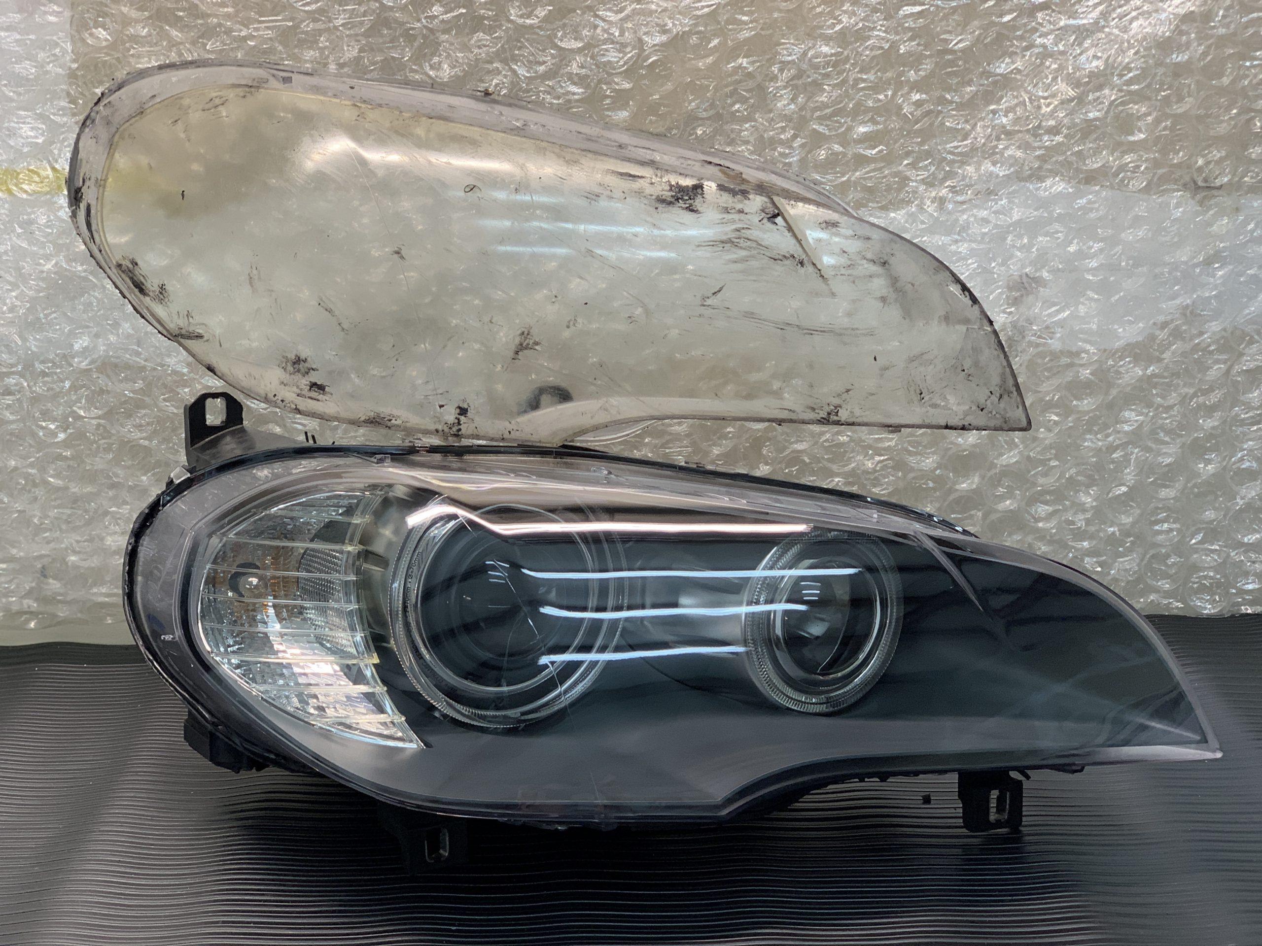 2007 12 Bmw X5 E70 Headlight Lens Replacement Service
