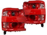 2015-2019 Chevrolet Silverado 2500HD 3500HD Painted Headlights Custom