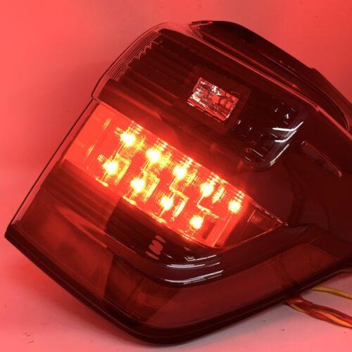 2010-2020 Toyota 4Runner Black LED Tail Lights