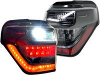 2010-2020 Toyota 4Runner OLED Black LED Tail Lights