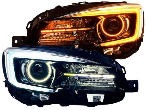 2018+ Subaru STi Switchback Full LED Retrofit Headlights