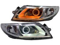 2004-2015 International 4100 4200 4300 4400 Led Halo Headlights