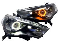 2014-2021 Toyota 4Runner OFF Road LED Headlights Projector Retrofit Halo Lights