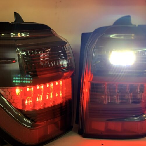2010-2021 Toyota 4Runner Off Road LED Tail Lights