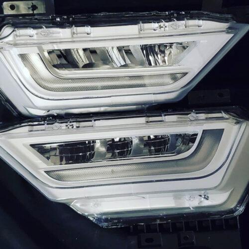 2021+ Ford F-150 Custom Paint LED Retrofit Fog Lights