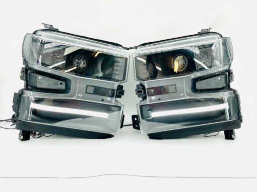 2019+ Silverado 1500 Custom LED Headlights READY TO SHIP